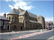 NZ3666 : St Bede Roman Catholic Church, South Shields by JThomas