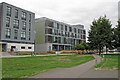 TL7007 : Buildings and Forecourt, Anglia Ruskin University, Chelmsford by Roger Jones