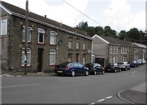 SS9390 : On-street parking, Meadow Street, Ogmore Vale by Jaggery