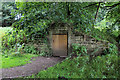 SE1564 : Entrance to the Ice House in Fishpond Wood by Chris Heaton