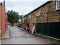 SK3899 : Elsecar Heritage Centre, Ironworks Row by David Dixon