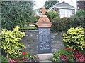 NY3125 : Threlkeld war memorial by E Gammie