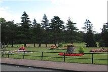 NJ0459 : Grant Park, Forres by Richard Webb