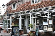 SU9721 : Garden House Antiques, Petworth by David Howard