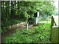 SE4172 : The Environment Agency's Bat Bridge gauging station by Christine Johnstone