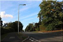 SU4563 : Andover Road, Wash Common by David Howard
