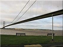 TA0225 : Humber Bridge by G Laird