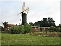 TA0233 : Skidby Mill, south of Beverley by G Laird
