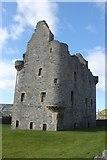 HU4039 : Scalloway Castle by Stuart Taylor