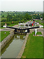 SP6989 : Foxton Locks in Leicestershire by Roger  Kidd
