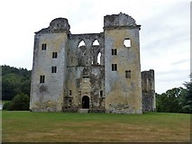 ST9326 : Old Wardour Castle [4] by Michael Dibb