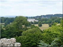 ST9326 : Old Wardour Castle [10] by Michael Dibb