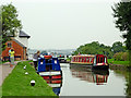 SP6989 : The top of Foxton Locks in Leicestershire by Roger  Kidd