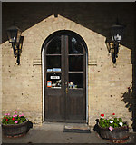 TF2056 : Art Gallery Entrance by Bob Harvey