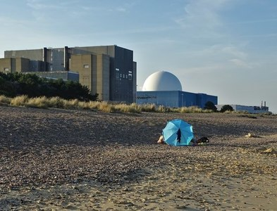 TM4762 : Sizewell Beach on September 1st 2018 by Neil Theasby