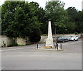 SY5997 : Maiden Newton War Memorial by Jaggery