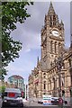 SJ8398 : Town Hall Closed For Renovation by Glyn Baker