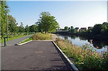SJ8298 : Peel Park by Glyn Baker
