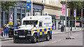 J3374 : PSNI Land Rover, Belfast by Rossographer