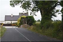 S1538 : Sharp bend by bridge, R692 by N Chadwick
