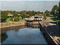 SK8055 : Nether Lock, Newark-on-Trent by Oliver Mills
