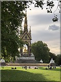 TQ2679 : Albert Memorial by David Robinson