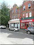 TQ7567 : Mak's Curry Nest Restaurant & Kebab Centre by John Baker