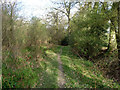 TQ1928 : Bridleway 1693 towards Sedgewick Lane by Robin Webster