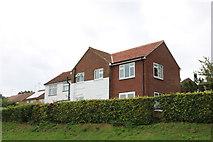 SU9521 : House on the A272, Tillington by David Howard