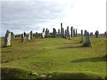 NB2133 : The Callanish Stones by Oliver Dixon