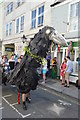 TQ8209 : Jack in the Green Festival 2018 - Raven by N Chadwick