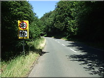 SK1786 : Beware of speed cameras by JThomas