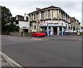 ST3261 : Sue's News on a Weston-super-Mare corner by Jaggery