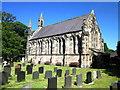 SJ5660 : St Jude's Church, Tilstone Fearnall by Jeff Buck
