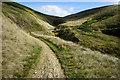 SE0608 : Pennine Way towards Little Hey Cote Hill by Ian S