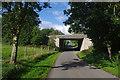 SD5184 : Road bridge, Viver by Ian Taylor