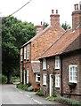 NZ5921 : Cottages in Kirkleatham by Gordon Hatton