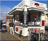 TA0729 : Market food van, Hull by Paul Harrop