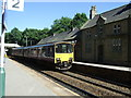 SJ9985 : New Mills Central Railway Station  by JThomas