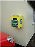 TL8928 : Wakes Colne Defibrillator by Adrian Cable