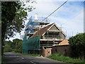 TQ7822 : Oast House at Hobby Hobbs Farm, Staplecross by Oast House Archive