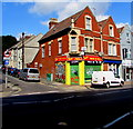 ST5871 : Derelict shop on a Bedminster corner, Bristol by Jaggery