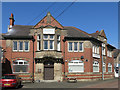 NZ2362 : Dunston Excelsior Working Men's Club, Staithes Street by Mike Quinn