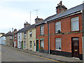 TM2531 : Houses, Hordle Place, Dovercourt by Robin Webster