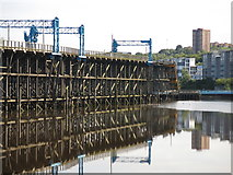 NZ2362 : Dunston Staiths by Mike Quinn