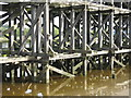 NZ2362 : Dunston Staiths - detail (3) by Mike Quinn