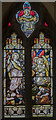 TF2672 : Stained glass window, All Saints' church, West Ashby by Julian P Guffogg