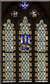 TF2672 : East window, All Saints' church, West Ashby by Julian P Guffogg