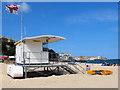 SW5240 : Lifeguard Station on Porthminster Beach : Week 36