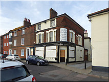 TM2632 : Treo bar cafe Harwich (closed) by Robin Webster